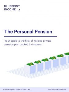 blueprint-income-personal-pension-guide